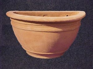Terracotta Muurschelpen