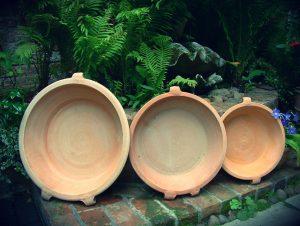 Terracotta Schalen en Schotels