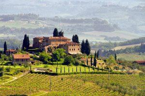 Terracotta uit Toscane