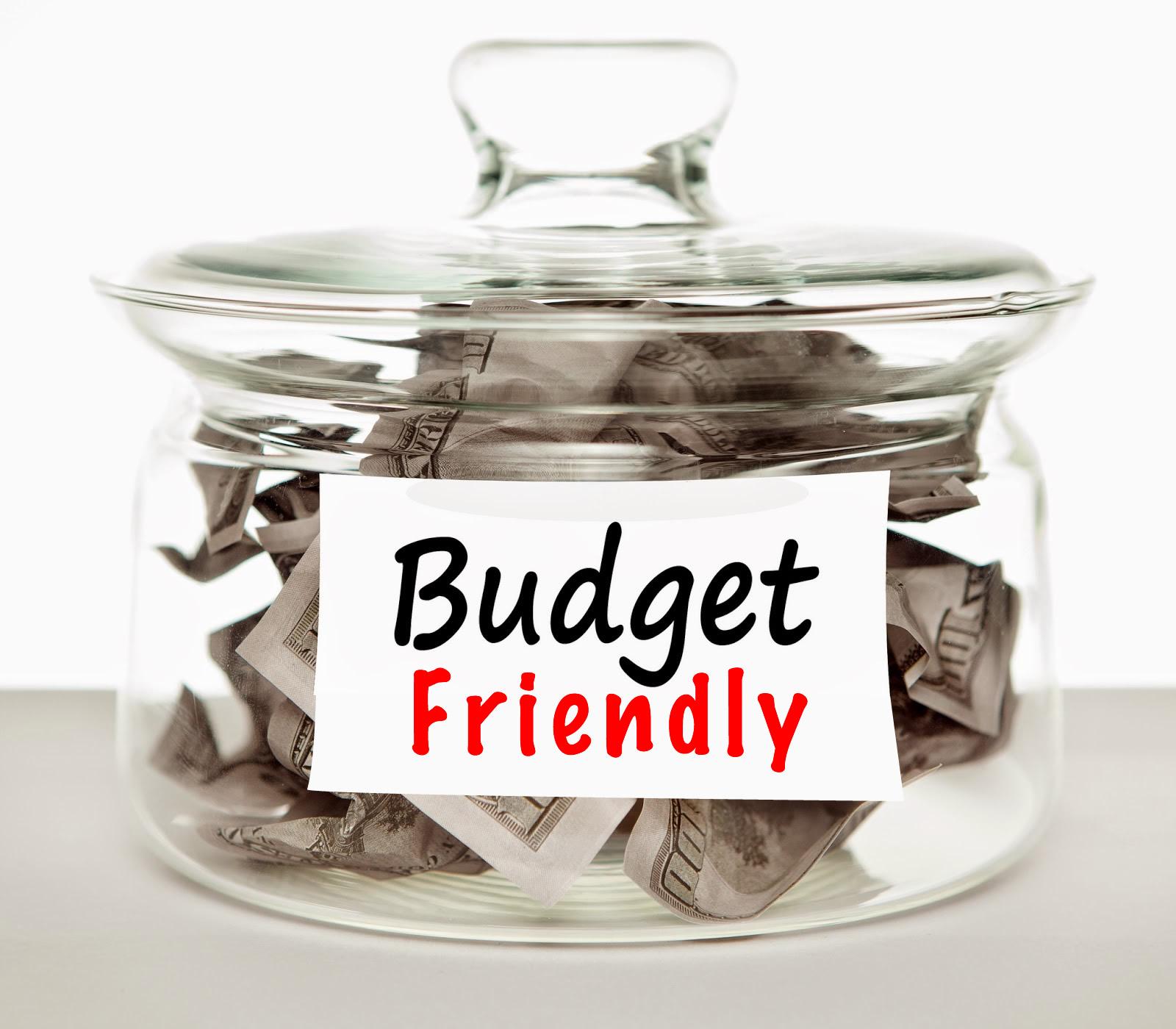 Budgetvriendelijk